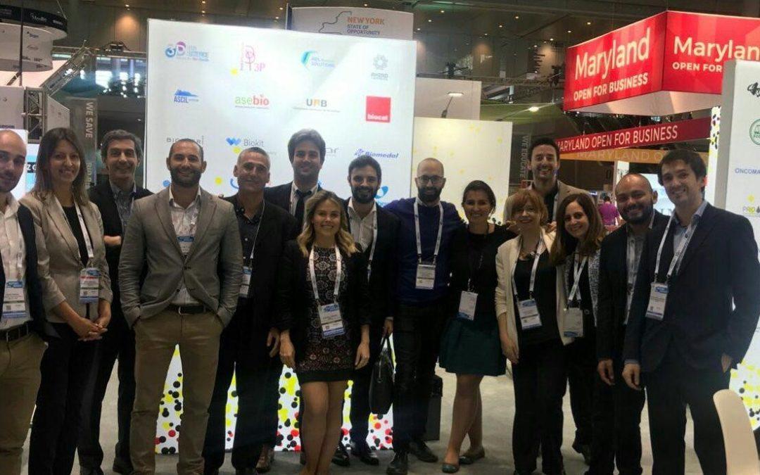 Participating in BIOUSA 2018 in Boston, USA