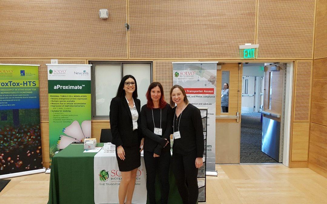 Participating in DDI 2018 in Seattle, USA