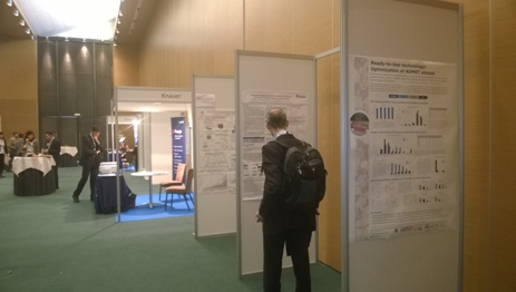ReadyCell at ADME & Predictive Toxicology Meeting