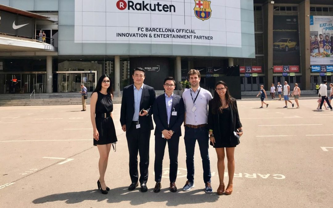 ReadyCell is proud to receive Nexel in Barcelona
