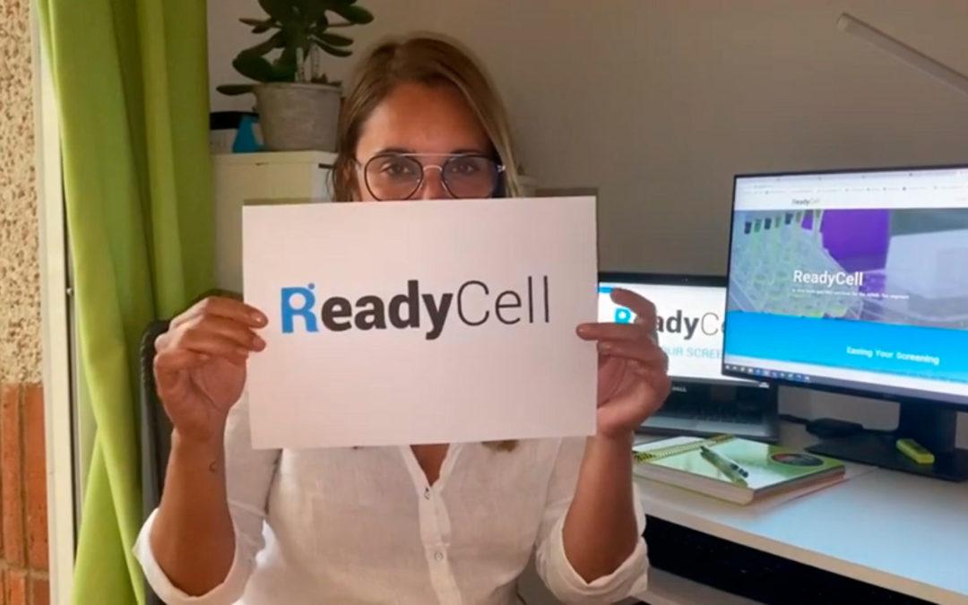 Readycell's gratitude message