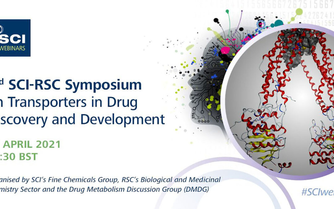 3rd SCI-RSC Symposium on Transporters in Drug Discovery and Development